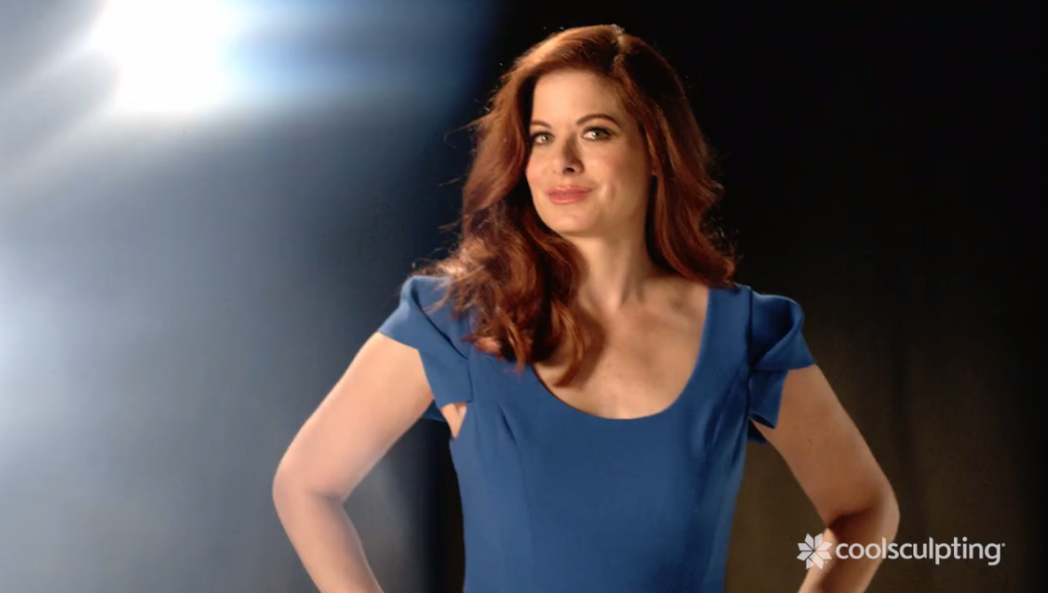 Shapewear Debra Messing